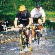 Mountainbiken een sportieve activiteit in Gelderland