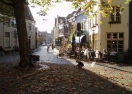 Een culturele activiteit in Doesburg tijdens een bedrijfsuitje