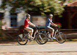 E-bike activiteit tijdens een bedrijfsuitje