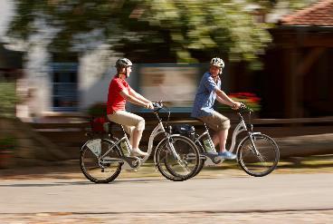 E-bike activiteit tijdens een bedrijfsuitje in Gelderland