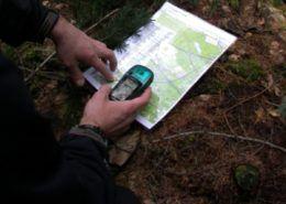 GPS tocht tijdens een personeelsuitje in Gelderland