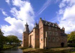 Locatie Kasteel Doorwerth voor bedrijfsuitjes