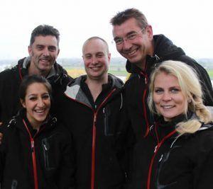 Foto van het team van Sportex